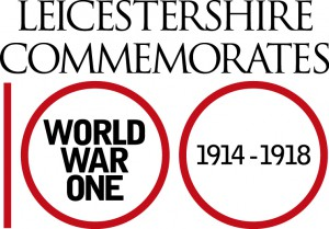 Leicestershire Commemorates Logo
