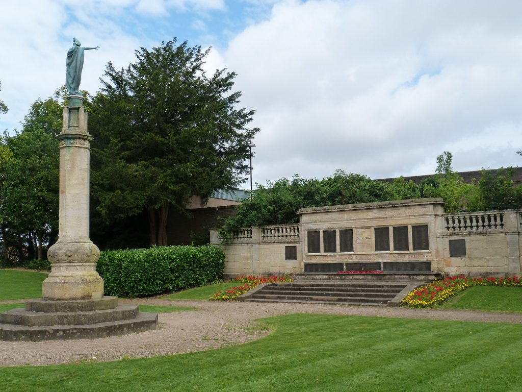 Hinckley War Memorial