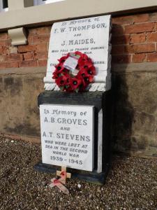Barton in the Beans Memorial