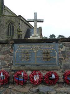 Belton War Memorial