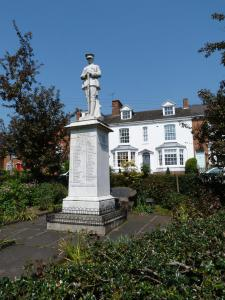 Burbage War Memorial