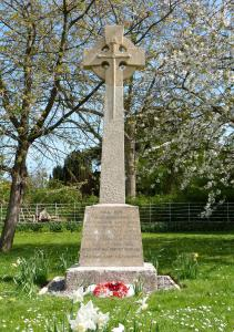 Church Langton War Memorial