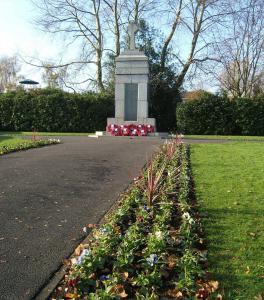 Anstey Memorial